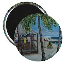 BCs Holiday Spirit Magnet