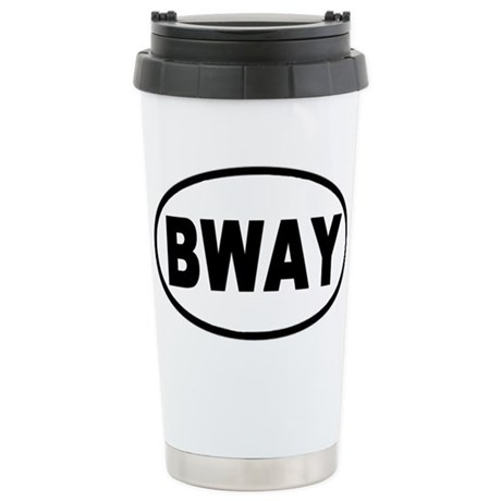 BWAY Stainless Steel Travel Mug