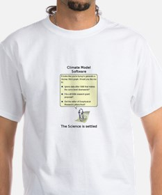Climate Model Software Shirt