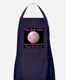 If You Are Cheating Apron (dark)