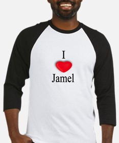 Jamel Baseball Jersey