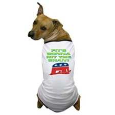 FIT'S GONNA HIT THE SHAN! Dog T-Shirt