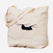 Cute Chinook Tote Bag