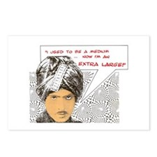 I used to be a Medium... now Postcards (Package of