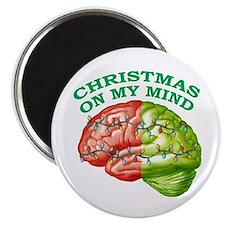 Christmas/Mind Magnet