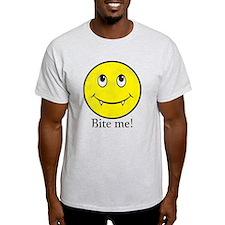 BiteMeSmiley T-Shirt
