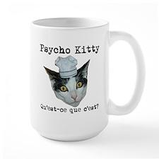 Psycho Kitty Mug