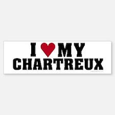 I Love My Chartreux