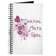Martial Arts Girl Journal