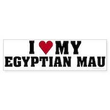 I Love My Egyptian Mau