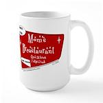 Breastaurant for Mama Large Mug