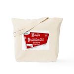 Breastaurant for Mama Tote Bag