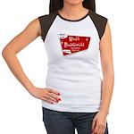 Breastaurant for Mama Women's Cap Sleeve T-Shirt