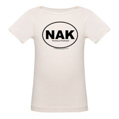 NAK- Nursing at Keyboard Tee