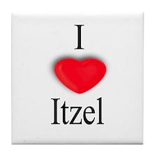 Itzel Tile Coaster