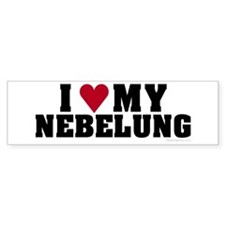I Love My Nebelung