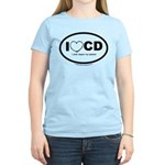 I love Cloth Diapering! Women's Light T-Shirt
