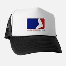 Major League Sox Fan Trucker Hat