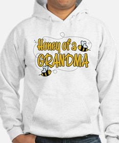 Honey of a Grandma Hoodie