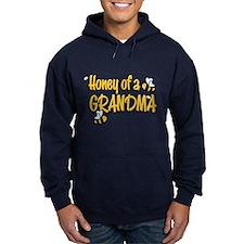 Honey of a Grandma Hoodie