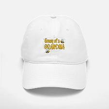 Honey of a Grandma Baseball Baseball Cap
