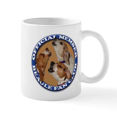Beagle Fan Club (3) Mug