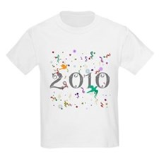 2010 New Year's T-Shirt