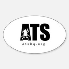 ATS Oval Decal