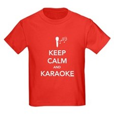 Keep Calm & Karaoke T