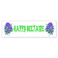 HAPPY Beltaine Bumper Bumper Sticker