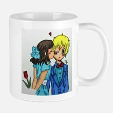 anime kiss Mugs