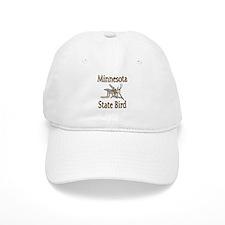 Minnesota State Bird Baseball Cap