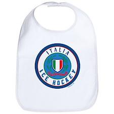 IT Italia Italy Ice Hockey Bib