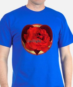 itwilight Do You? Red Rose of Love T-Shirt