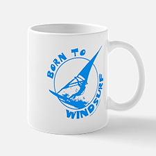 BORN TO WINDSURF Small Small Mug