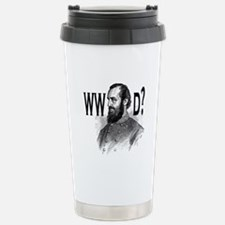 What Would Jackson Do? Stainless Steel Travel Mug