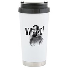 What Would Jackson Do? Travel Mug