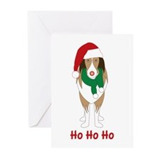 Sable Collie Holiday Greeting Cards (Pk of 10)