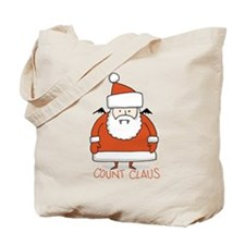Count Claus Tote Bag