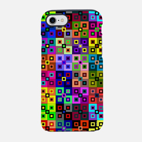 Crazy Quilt iPhone 7 Tough Case
