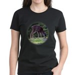 Little Fawn Women's Dark T-Shirt
