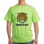 Cheetah Green T-Shirt