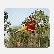 Shaolin Temple Monk Mousepad