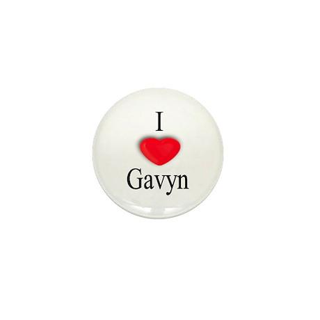 Gavyn Mini Button (10 pack)