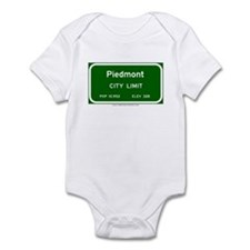 Piedmont Infant Bodysuit