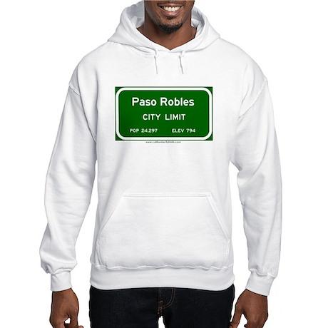 Paso Robles Hooded Sweatshirt
