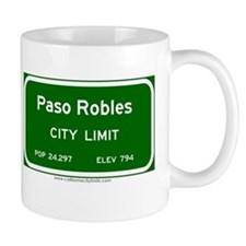 Paso Robles Mug