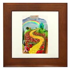 Journey Framed Tile