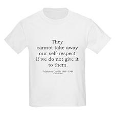 Mahatma Gandhi 30 T-Shirt