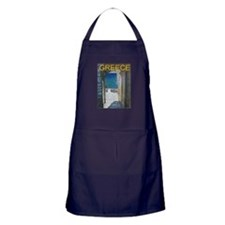 Cute Greek Apron (dark)